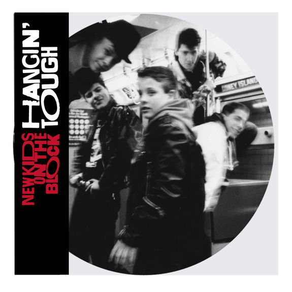 New Kids On The Block: Hangin' Tough: Limited Edition Picture Disc