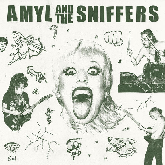 Amyl and the Sniffers: Amyl & the Sniffers