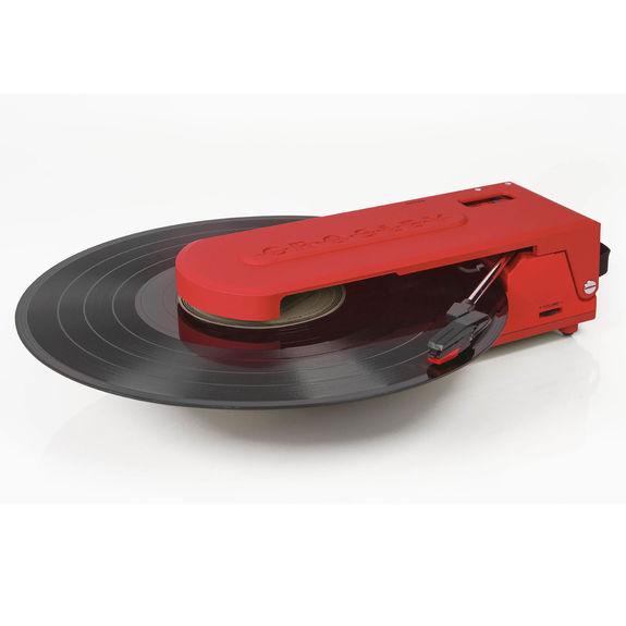 Crosley: Revolution Portable Turntable: Orange