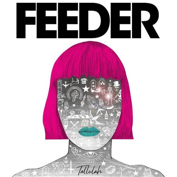Feeder: Tallulah: CD