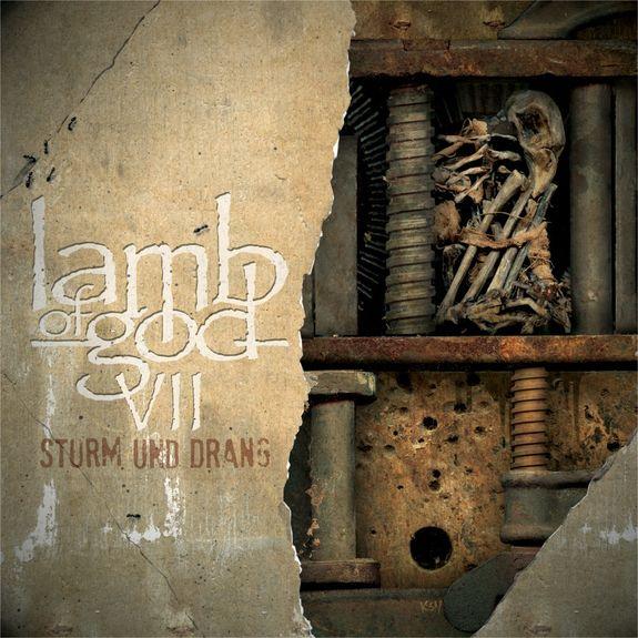 Lamb of God: VII:Sturm Und Drang: Limited Edition Gatefold Vinyl