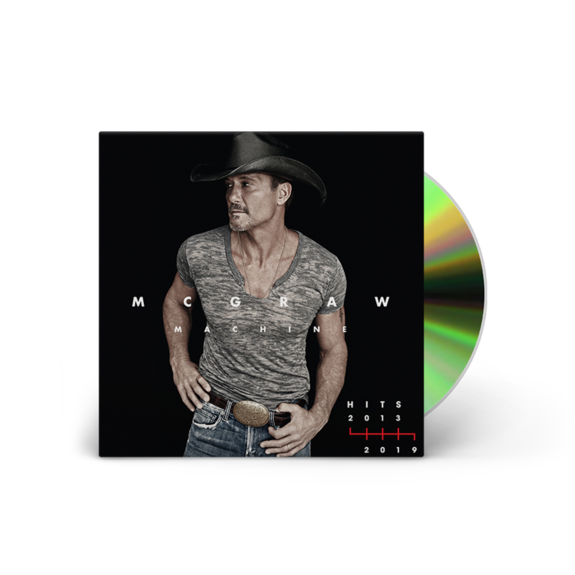 Tim Mcgraw: McGraw Machine Hits: 2013-2019