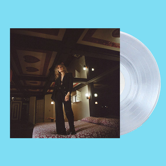 Jessica Pratt: Quiet Signs: Limited Edition Clear LP