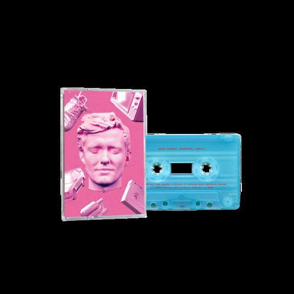 Glass Animals: Dreamland Drew Pink Art Cassette - Signed