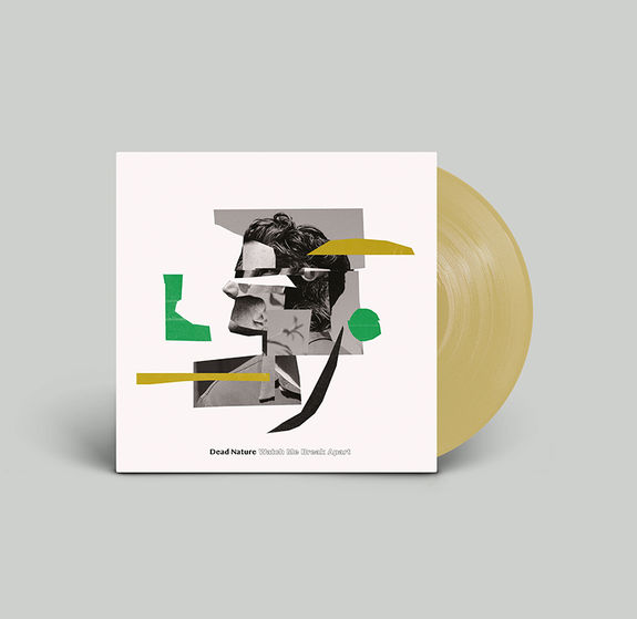 Dead Nature: Watch Me Break Apart: Beige Vinyl Exclusive Signed Edition