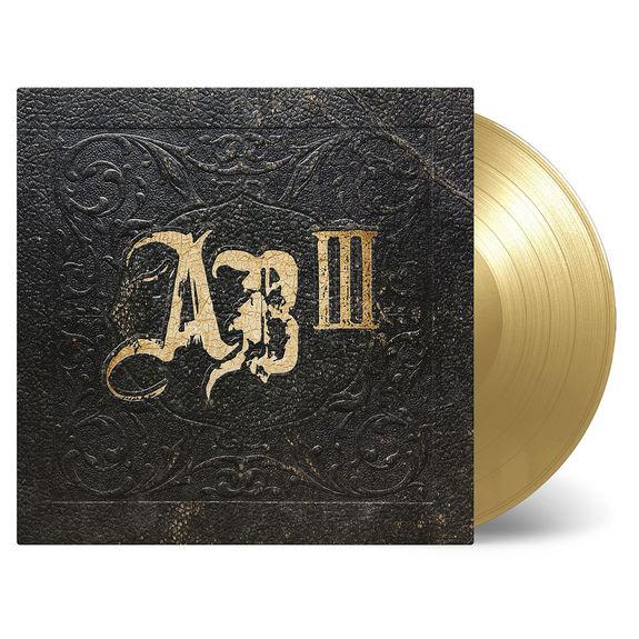 Alter Bridge: ABIII: Gold Double Vinyl