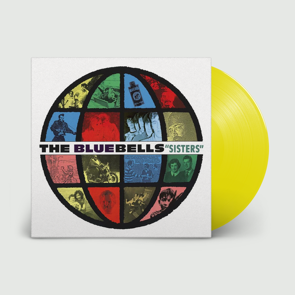 The Bluebells: Sisters: recordstore Exclusive Yellow Vinyl [ex-Japanese]