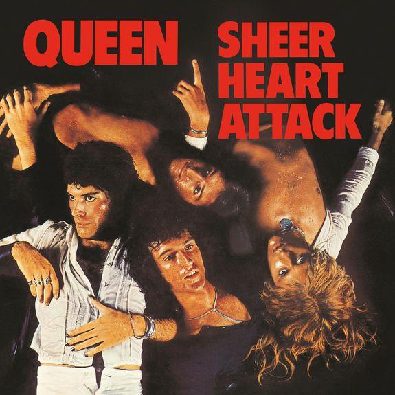 Queen: Sheer Heart Attack (Studio Collection)