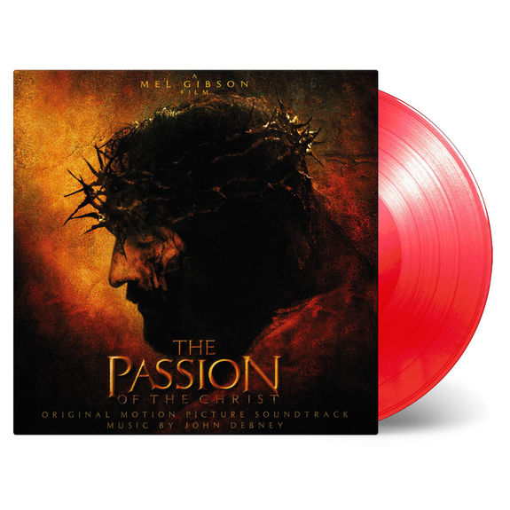 Original Soundtrack: Passion Of The Christ: Red Vinyl