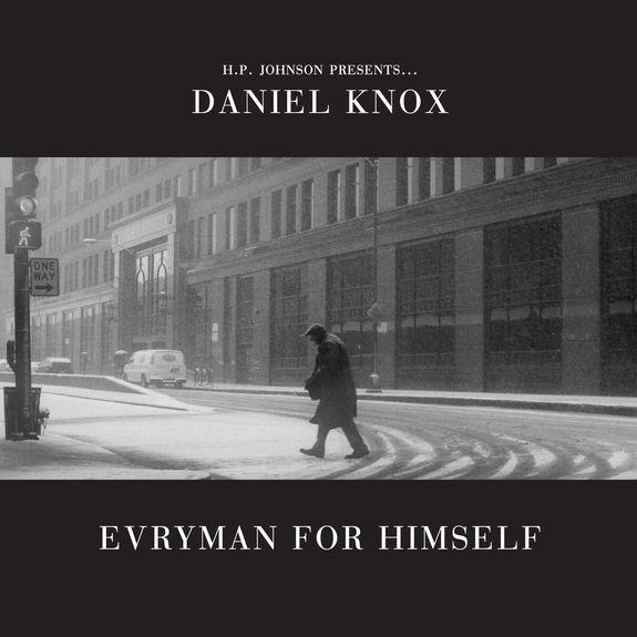 Daniel Knox: Evryman For Himself: Rocket Red Vinyl