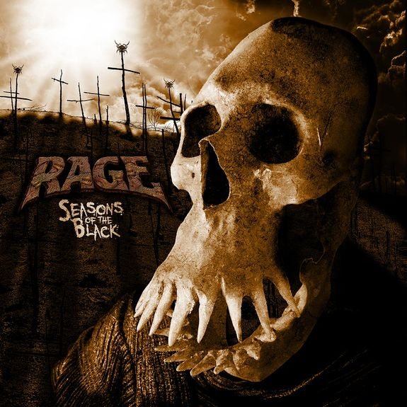 Rage: Seasons Of The Black + Signed Insert