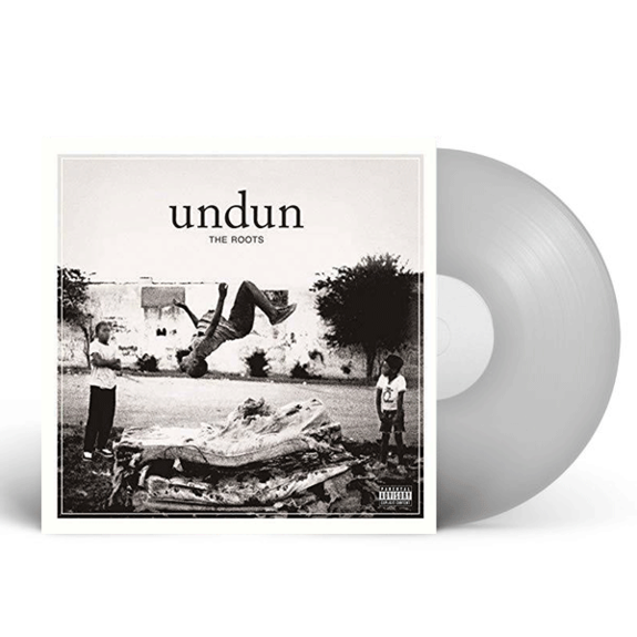 The Roots: Undun: Exclusive Smoke Vinyl