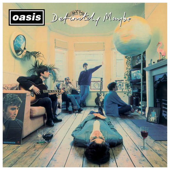 Oasis: Definitely Maybe (Remastered)