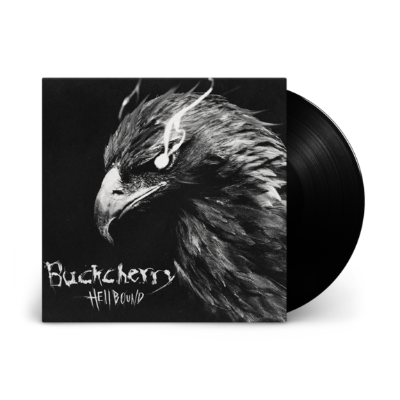 Buckcherry: Hellbound: Vinyl LP + Signed Art Card