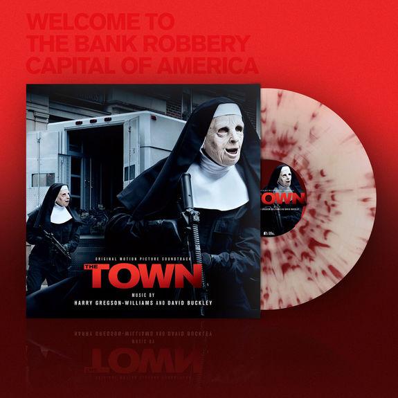 Original Soundtrack: The Town: Red Splatter Vinyl