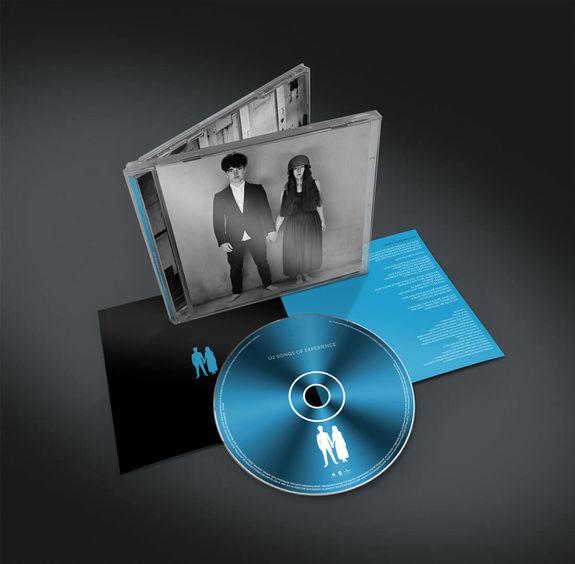 U2: Songs Of Experience - Standard CD