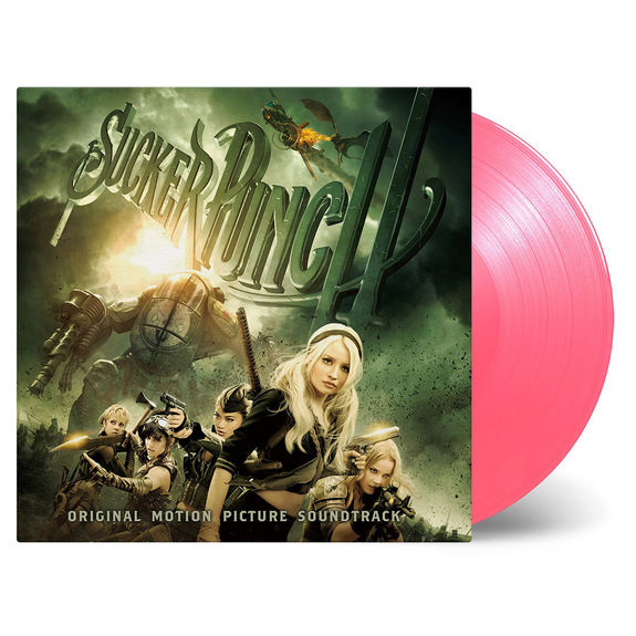 Original Soundtrack: Original Soundtrack - Sucker Punch: Pink Vinyl