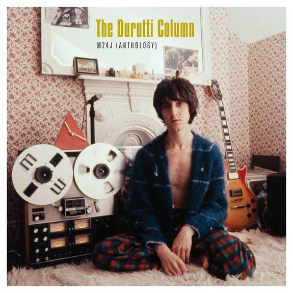 The Durutti Column: M24J (Anthology) - Double CD Album
