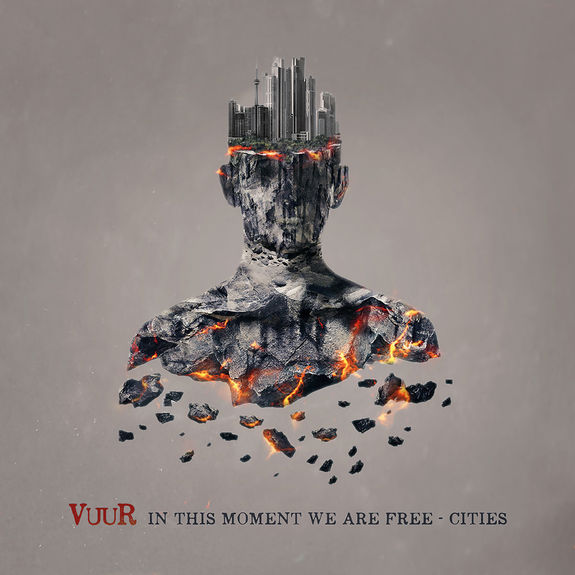 VUUR: In This Moment We Are Free - Cities: Specieal Edition CD + Signed Postcard