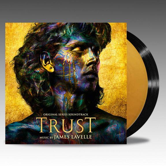 James Lavelle: Trust: Limited Edition Oil & Gold Coloured Vinyl