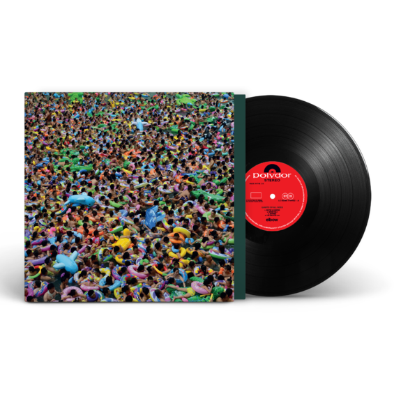 Elbow: Giants Of All Sizes Heavyweight Black Vinyl