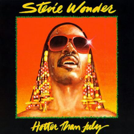 Stevie Wonder: Hotter Than July
