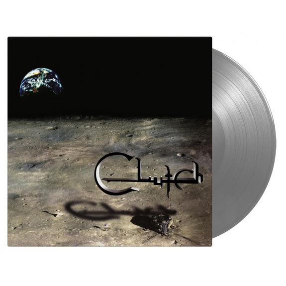 Clutch: Clutch: Numbered Silver Vinyl