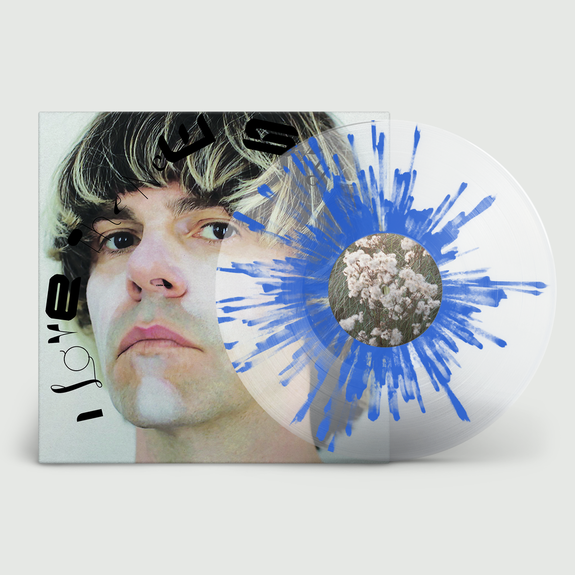 Tim Burgess: I Love The New Sky: Limited Transparent Splatter Vinyl