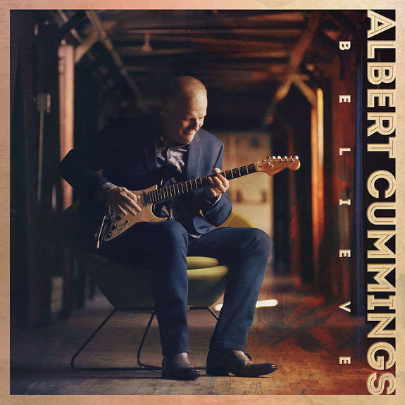 Albert Cummings: Believe