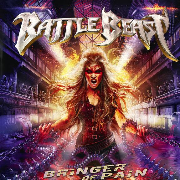 Battle Beast: Bringer Of Pain + Signed Insert
