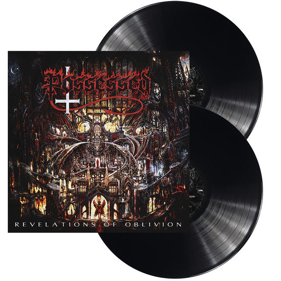 Possessed: Revelations Of Oblivion - Vinyl