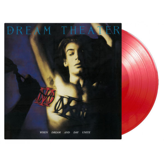 Dream Theater: When Dream And Day Unite: Transparent Red Numbered Vinyl