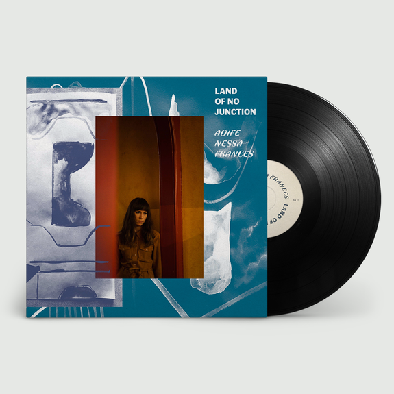 Aoife Nessa Frances: Land of No Junction: Vinyl + Exclusive Signed Postcard
