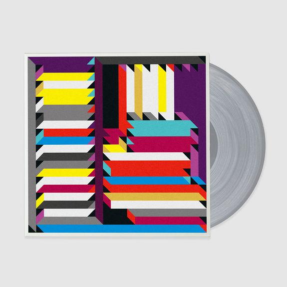 Battles: Juice B Crypts: Limited Edition Transparent Vinyl
