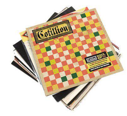 Various Artists: Cotillion Records Soul 45's 1968-1970 (10 X 7