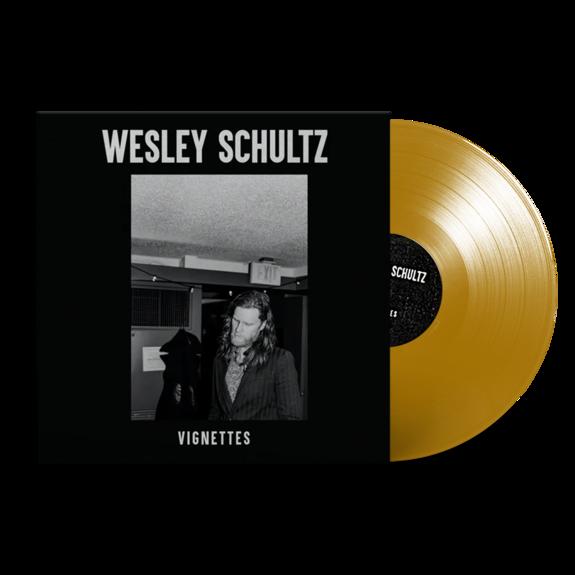 Wesley Schultz: Vignettes: Gold Vinyl LP + Signed Insert