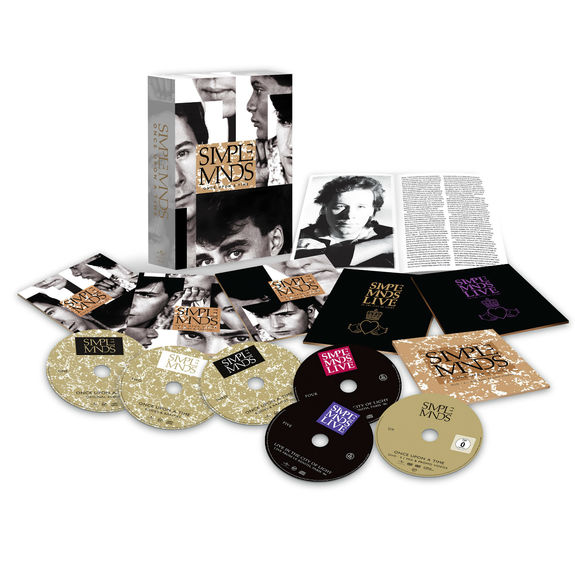 Simple Minds: Once Upon A Time Super Deluxe Box Set