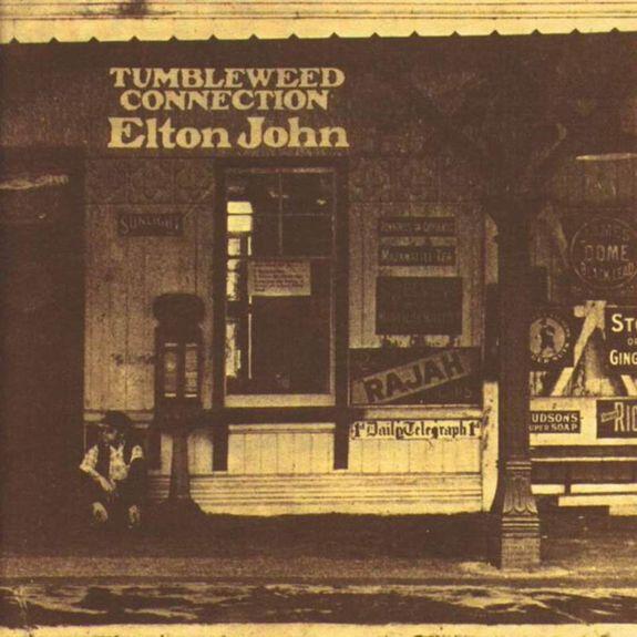 Elton John: Tumbleweed Connection