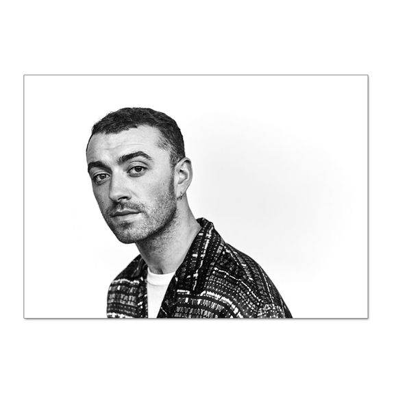 Sam Smith: Thrill Of It All Litho