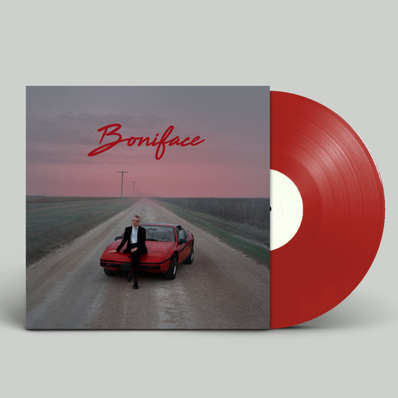 Boniface: Boniface: Limited Edition Red Vinyl