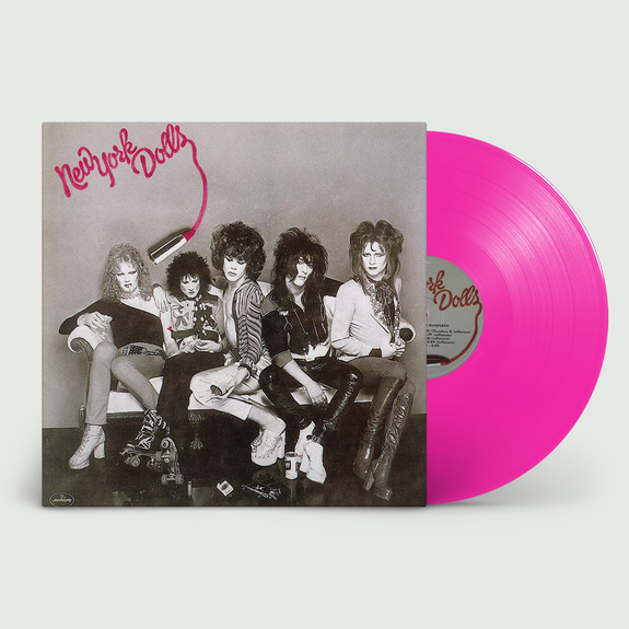 New York Dolls: New York Dolls: Limited Edition Pink Vinyl