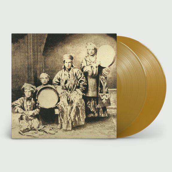 The Soundtrack Of Our Lives: Origin Vol 1: Limited Edition Gatefold Gold Vinyl