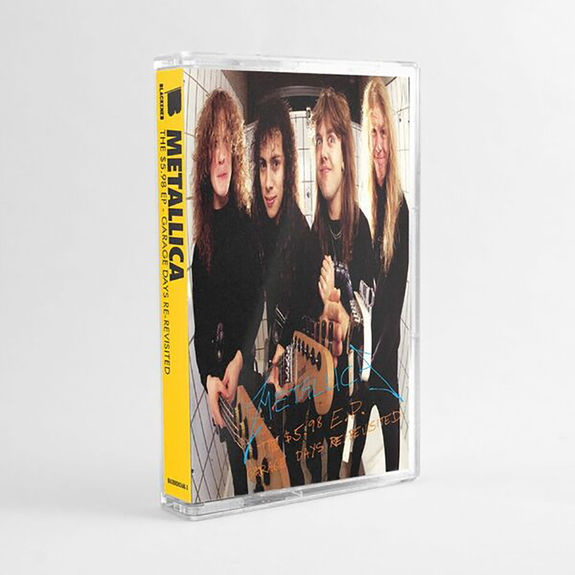 Metallica: The $5.98 E.P. - Garage Days Re-Revisited