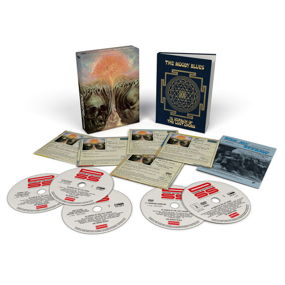The Moody Blues: In Search Of The Lost Chord: 50th Anniversary Edition