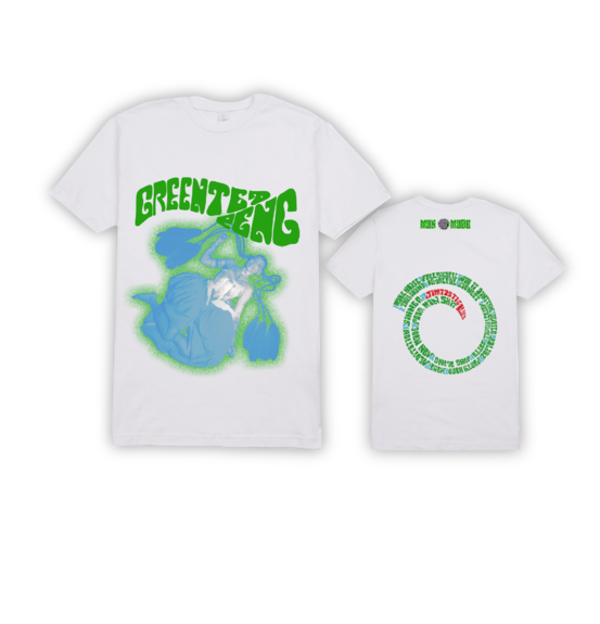 Greentea Peng: Man Made T-Shirt