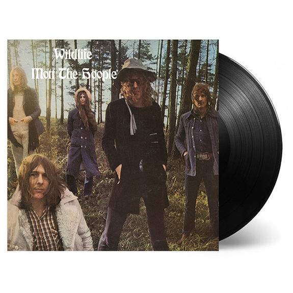 Mott The Hoople: Wildlife
