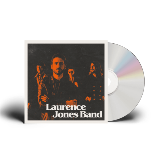 Laurence Jones: Laurence Jones Band: Signed CD