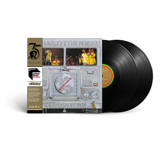 Bob Marley and The Wailers: Babylon By Bus: Limited Edition Half-Speed Master