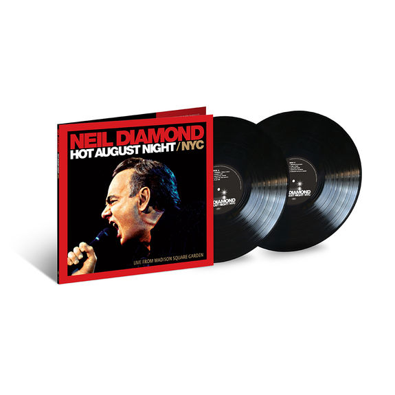 Neil Diamond: Hot August Night NYC / Live From Madison Square