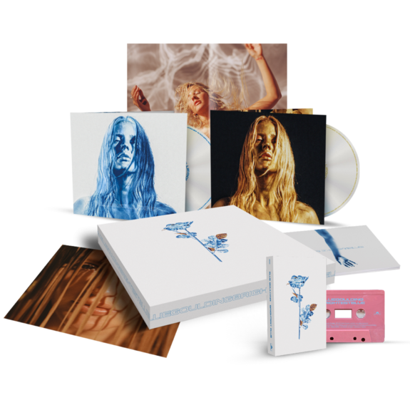 Ellie Goulding: Signed Brightest Blue Boxset Bundle